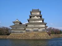 Matsumoto Castle - the keep