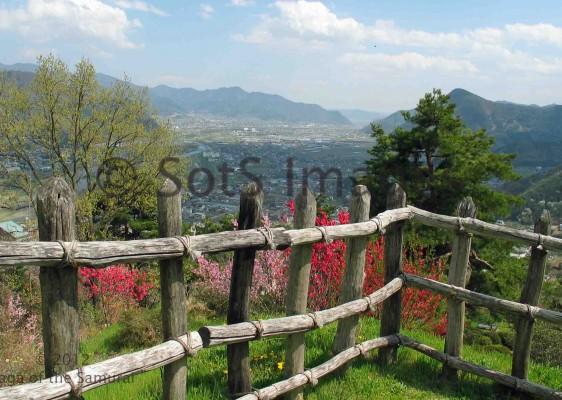 Arato Castle in Nagano